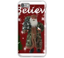 Old St Nick iPhone Case/Skin