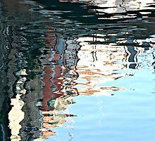 Venetian Harmony-Venice, Italy by Deborah Downes
