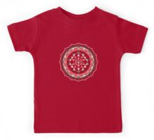 Shri Yantra - Cosmic Conductor of Energy Kids Tee