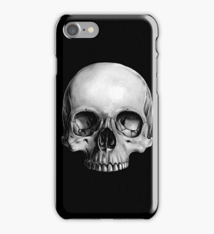 Half Skull iPhone Case/Skin