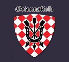 Grimms field logo Unisex T-Shirt