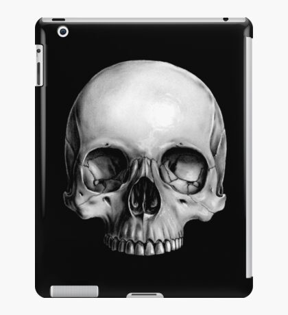 Half Skull iPad Case/Skin