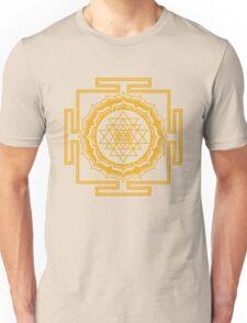 Shri Yantra - Cosmic Conductor of Energy Unisex T-Shirt