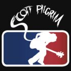 The Scott Pilgrim League by LeonBest