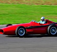 Maserati 250F by Willie Jackson