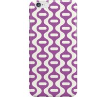 Purple Retro Wave iPhone Case/Skin