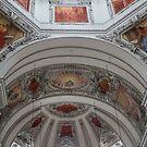 Two of the four Evangelists by bubblehex08
