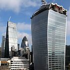 Gherkin - Cheesegrater and Walkie Talkie by PhotogeniquE IPA