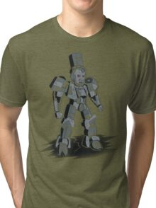 Full Metal Abolitionist Tri-blend T-Shirt