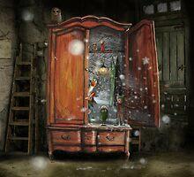 'We Found The Way' by Matylda  Konecka Art