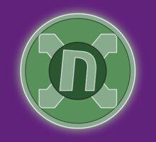The Nexx Symbol Chest Globular Green by Kyle Gentry