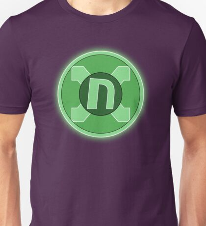 The Nexx Symbol Chest Globular Green T-Shirt