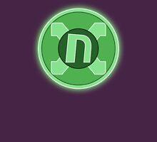 The Nexx Symbol Chest Globular Green Unisex T-Shirt