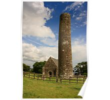 Round Tower Poster