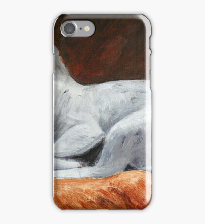 Sleeping Dog iPhone Case/Skin