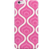 Pink Retro Waves iPhone Case/Skin