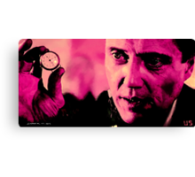 Christopher Walken @ Pulp Fiction Canvas Print