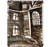 varndean courtyard iPad Case/Skin