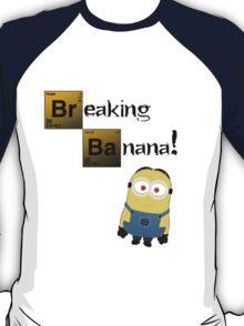 Breaking Banana (light T-Shirt colours recommended) T-Shirt