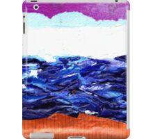 sea window iPad Case/Skin