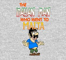The Italian Man Who Went To Malta - Official T-Shirt  Unisex T-Shirt