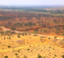 Tiltshift Kenya by Pippa Carvell