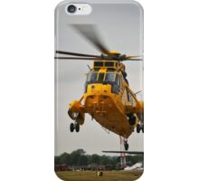 Westland Sea King HAR3  iPhone Case/Skin