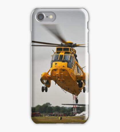 Westland Sea King HAR3  iPhone Case/Skin