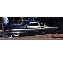 When is a Caddy not a Caddy... Photographic Print