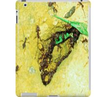 The ant assed. iPad Case/Skin