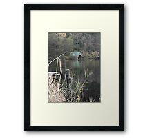 Autumn on Loch Ard Framed Print