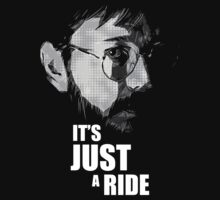 "Bill Hicks - ""It's Just a Ride"" by James Ferguson - Darkinc1"