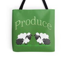 Produce Shopping Bag & Kitchen Decor Tote Bag