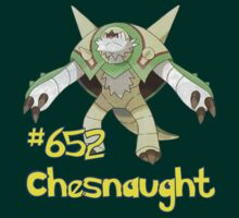 Chesnaught #### by Stephen Dwyer