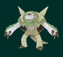 Chesnaught by Stephen Dwyer