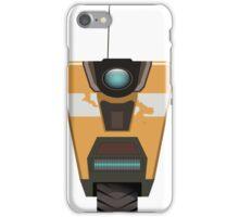 CL4P-TP Bot iPhone Case/Skin