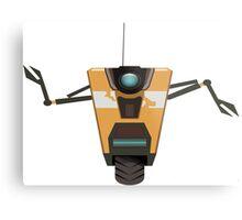 CL4P-TP Bot Metal Print
