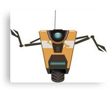 CL4P-TP Bot Canvas Print