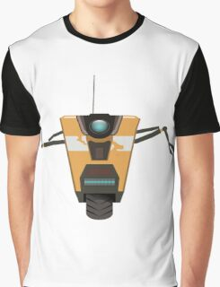 CL4P-TP Bot Graphic T-Shirt