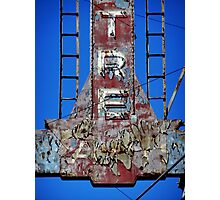 Old Theater, Portland Photographic Print