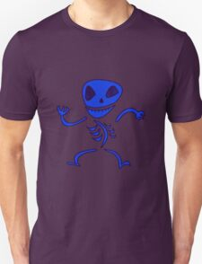 spooky scary skeletons T-Shirt
