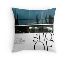 Show Off (your photography) Throw Pillow