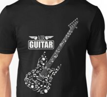 Air guitar Unisex T-Shirt