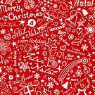 Merry Christmas Multiple Languages by silvianeto