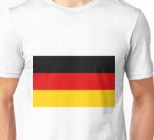 Flag of Germany - Deutsch Flagge Unisex T-Shirt