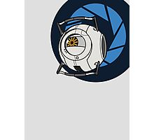 Portal 2 Space Core! Photographic Print
