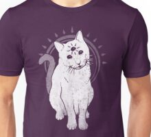 psychic Kitty 2  Unisex T-Shirt