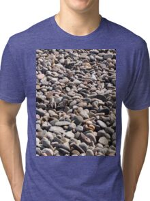 Landscaping and River Bed Stone Tri-blend T-Shirt