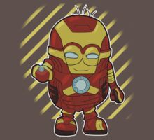 Iron Minion by JessdeM