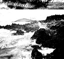 Violent Sea Sticker